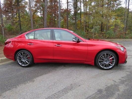 2021 infiniti q50 red sport 400 in raleigh, nc | raleigh